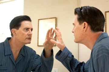 Kyle MacLachlan as Dale Cooper in Twin Peaks: The Return Part 4