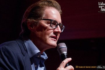 Kyle MacLachlan introduces Blue Velvet