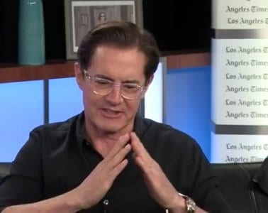 "Kyle MacLachlan explains ""What year is this?"" Twin Peaks ending"