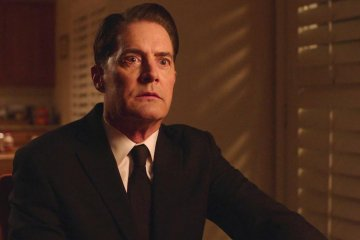 Kyle MacLachlan Twitter Video Q&A