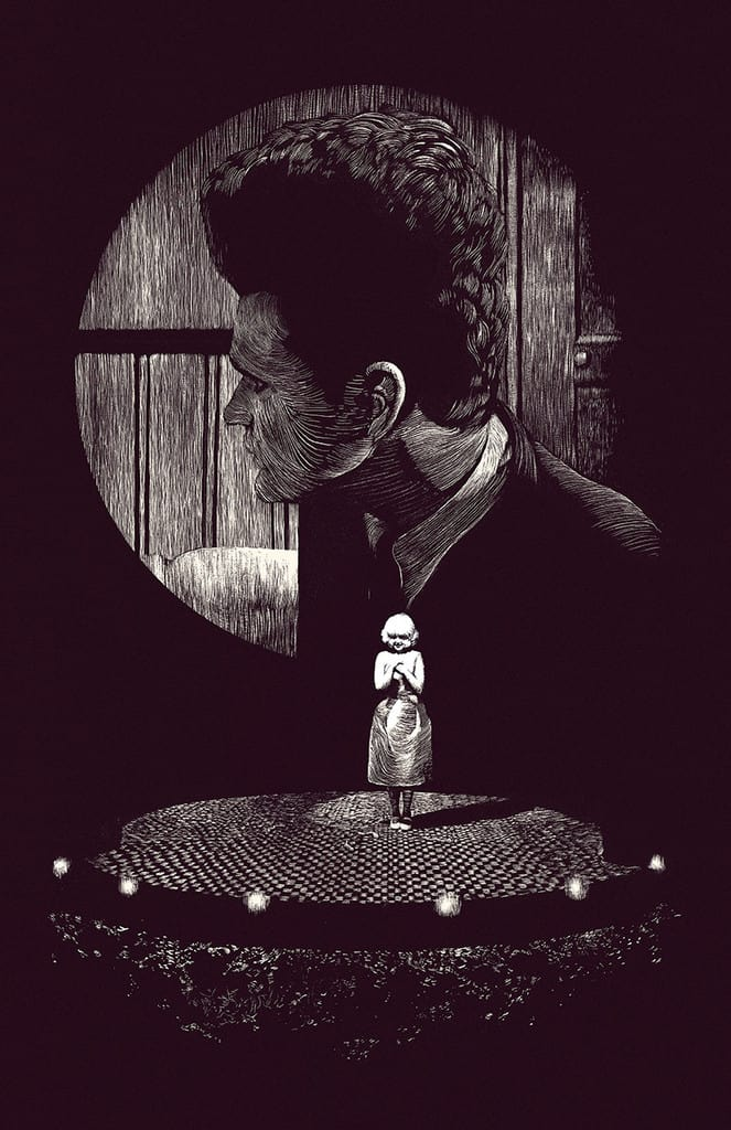 Lady In The Radiator (Eraserhead) - Sam Pash