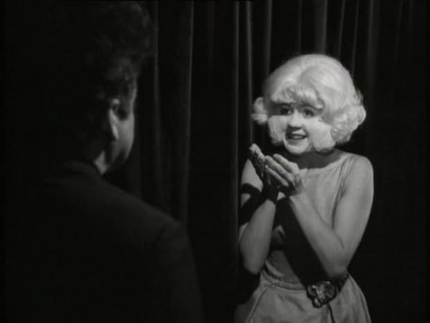 Henry Spencer meets the Lady in the Radiator