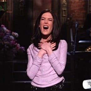 Live From New York, It's Saturday Night With Lara Flynn Boyle (Video)