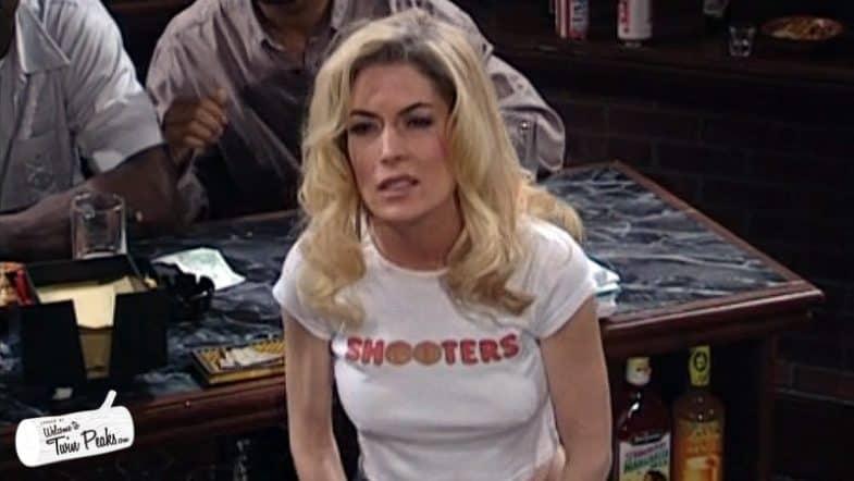 Lara Flynn Boyle on Saturday Night Live