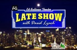 Late Show with David Lynch
