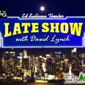 If David Lynch Replaced David Letterman On Late Show (Video)