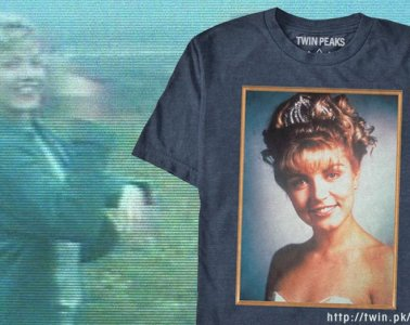 Official Twin Peaks: Laura Palmer t-shirt