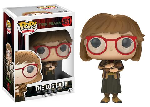 Log Lady Funko Pop!