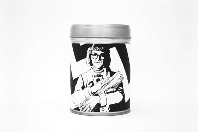 Twin Peaks Gift Box/Tin by Boxartig: The Log lady