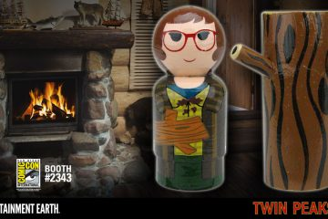 Log Lady Pin Mate