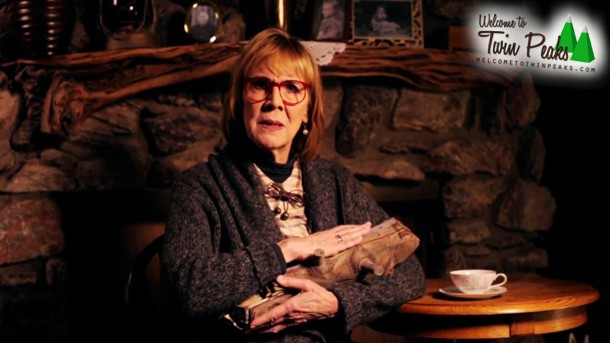 Log Lady Reprises Role In Twin Peaks Themed Music Video