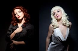 The Pink Room: Lost Highway Burlesque doppelganger