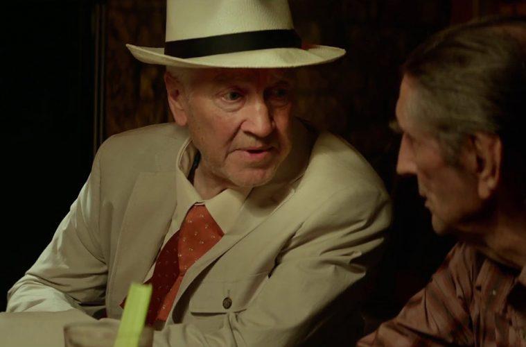 Harry Dean Stanton & David Lynch in Lucky