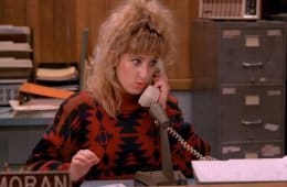 Kimmy Robertson as Lucy Moran