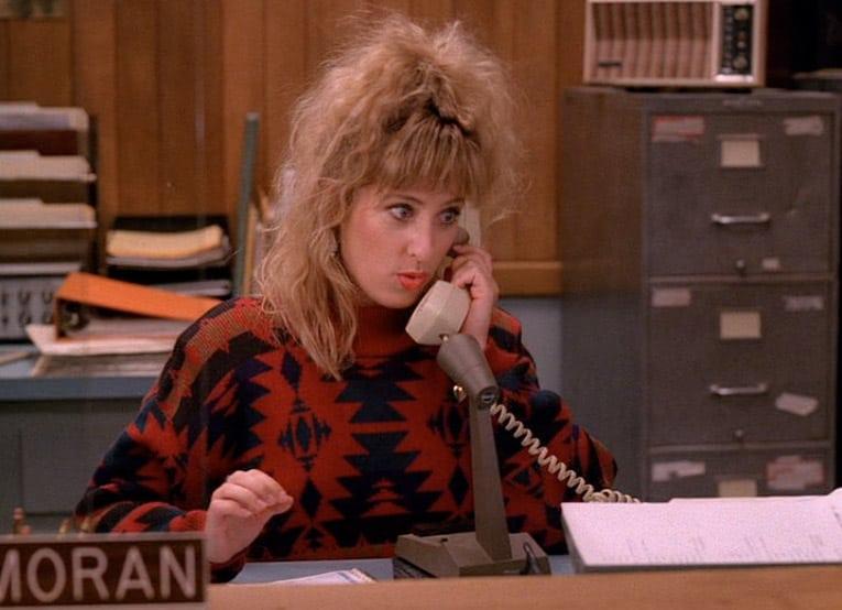 If David Lynch Calls Sheryl Lee Kimmy Robertson Carel