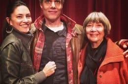 Mädchen Amick, Dana Ashbrook and Charlotte Stewart