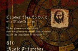 Magick - A ritual for BOB