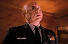 Don S. Davis as Major Garland Briggs