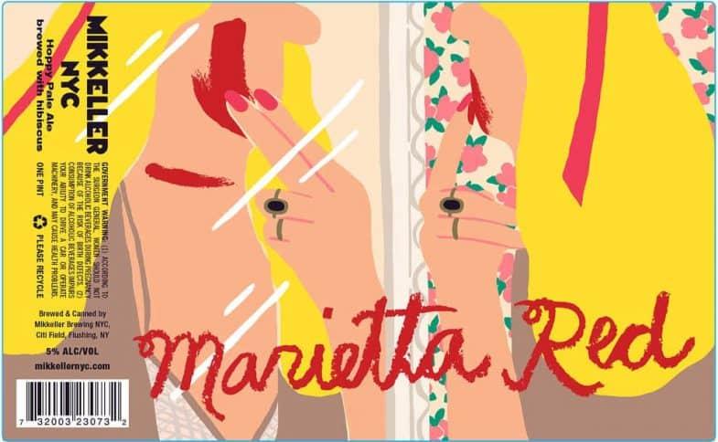 Marietta Red (MKNYC x David Lynch)