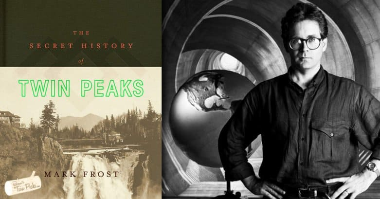Mark Frost reads from The Secret History of Twin Peaks book