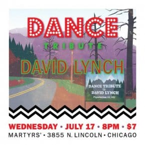 Dance Tribute To David Lynch In Chicago