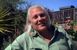 Michael Horse (aka Deputy Hawk from Twin Peaks)