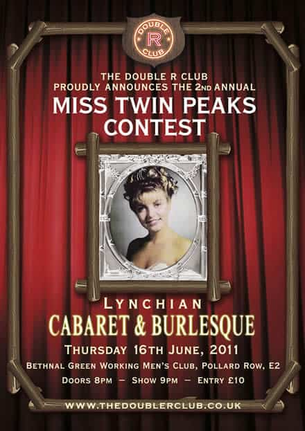 The Double R Club: Miss Twin Peaks Contest