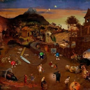 Can You Spot The David Lynch Movies In This Creepy Painting?