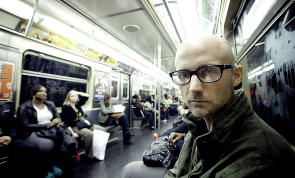 Moby on David Lynch