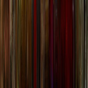 Twin Peaks: Fire Walk With Me Movie Barcode