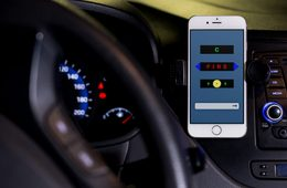 Mr. C's car tracking device detector app