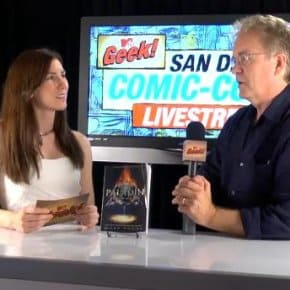 MTV Geek interviews Mark Frost