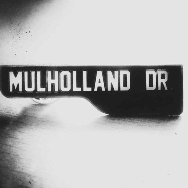 Mulholland Drive Pin