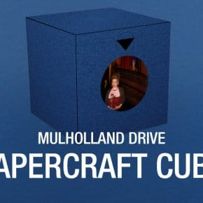 Inside Mulholland Drive's Blue Box: Make Your Own Club Silencio Diorama