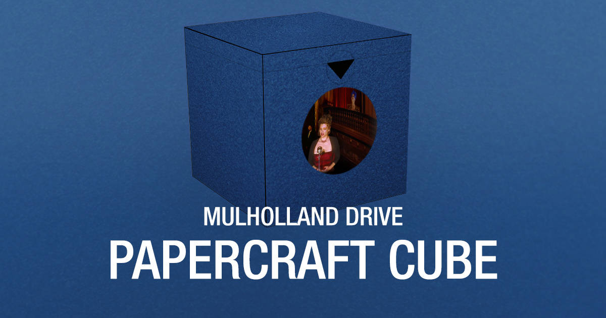 Make Your Own Diorama: Inside Mulholland Drive's Blue Box: Make Your Own Club