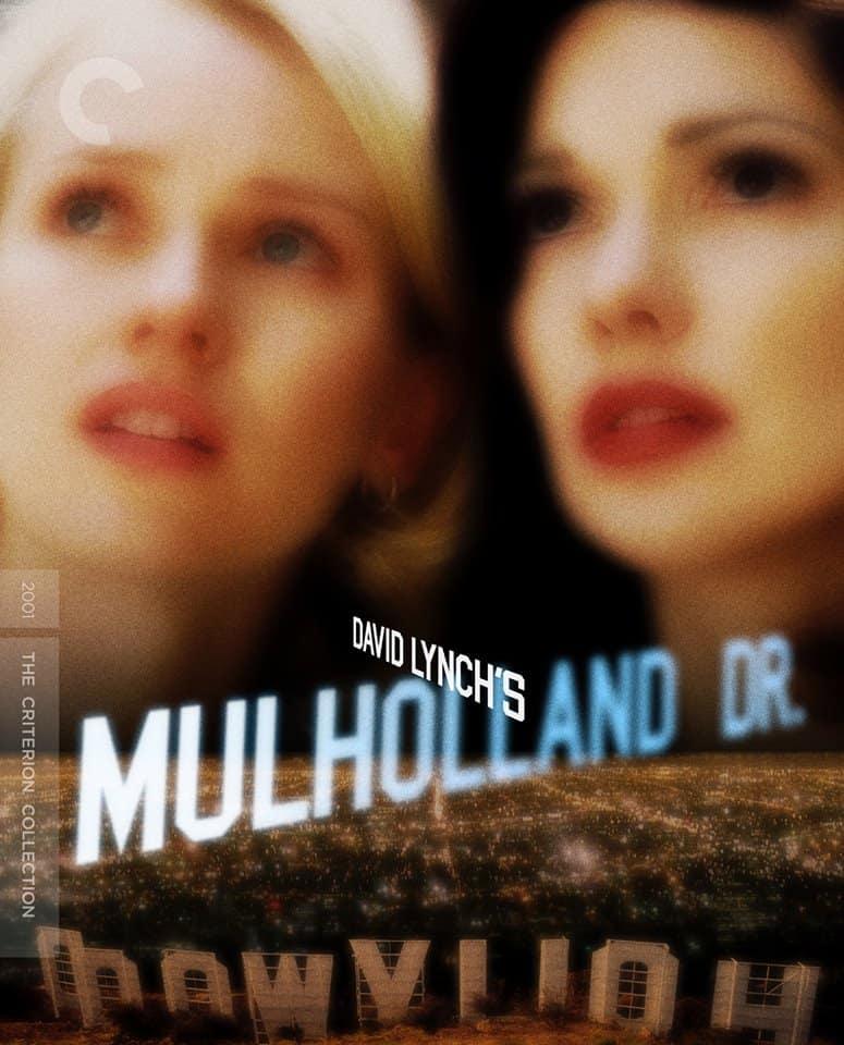 David Lynch's Mulholland Drive on Criterion