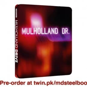 David Lynch's Mulholland Drive Gets Limited Edition SteelBook Blu-ray Release