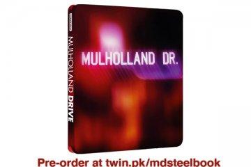 Mulholland Drive Limited Edition SteelBook Blu-ray