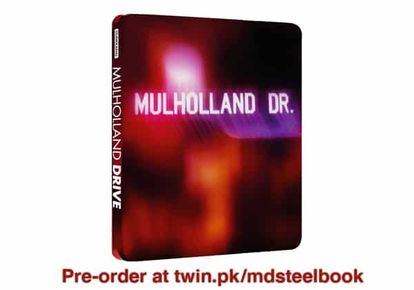 Mulholland Drive Limited Edition SteelBook Blu-ray