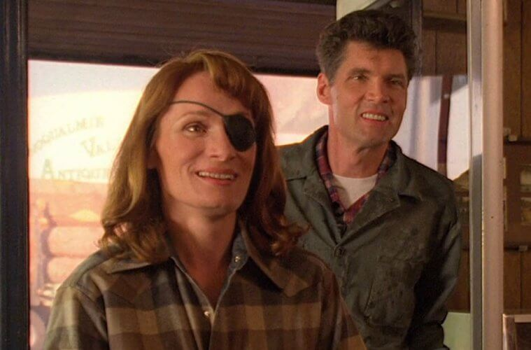 Nadine & Big Ed Hurley in Twin Peaks: Fire Walk with Me's Missing Pieces