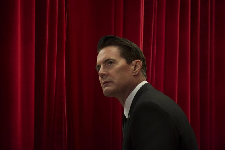 Dale Cooper in the Red Room - 25 Years Later