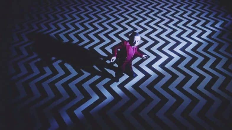 New Twin Peaks teaser on Showtime featuring the dancing Man From Another Place