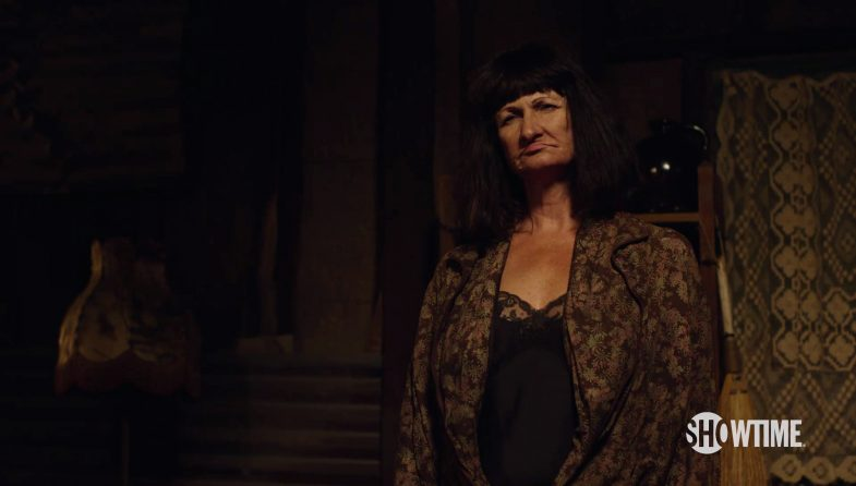 Kathleen Deming in the new Twin Peaks teaser