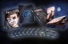 Twin Peaks Blu-ray trailer
