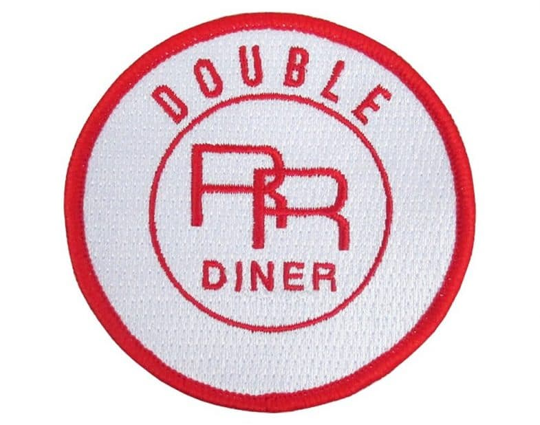 Double R Diner patch