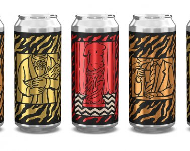 Official Twin Peaks beers by David Lynch & Mikkeller