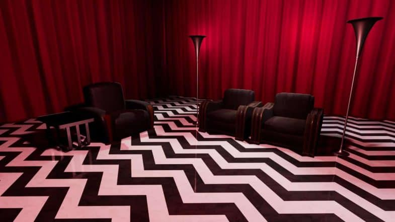 Official Twin Peaks VR (Virtual Reality) Red Room