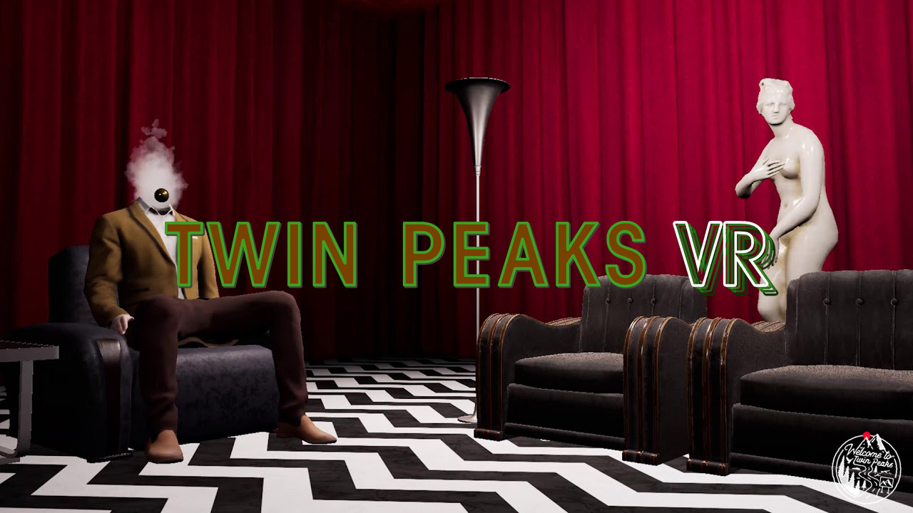 Twin Peaks VR: First Official Trailer & Screenshots!