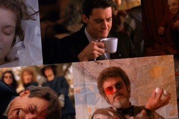 One secondfFrom every Episode of Twin Peaks