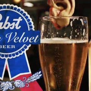 Pabst Blue Velvet: David Lynch Homage & PBR Parody Commercial